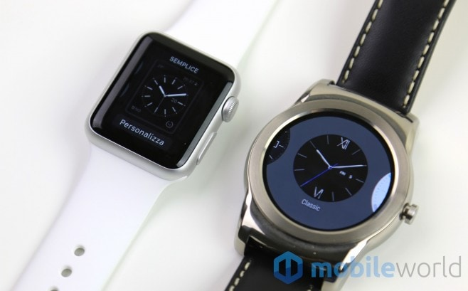 Android Wear vs Watch OS  - 8