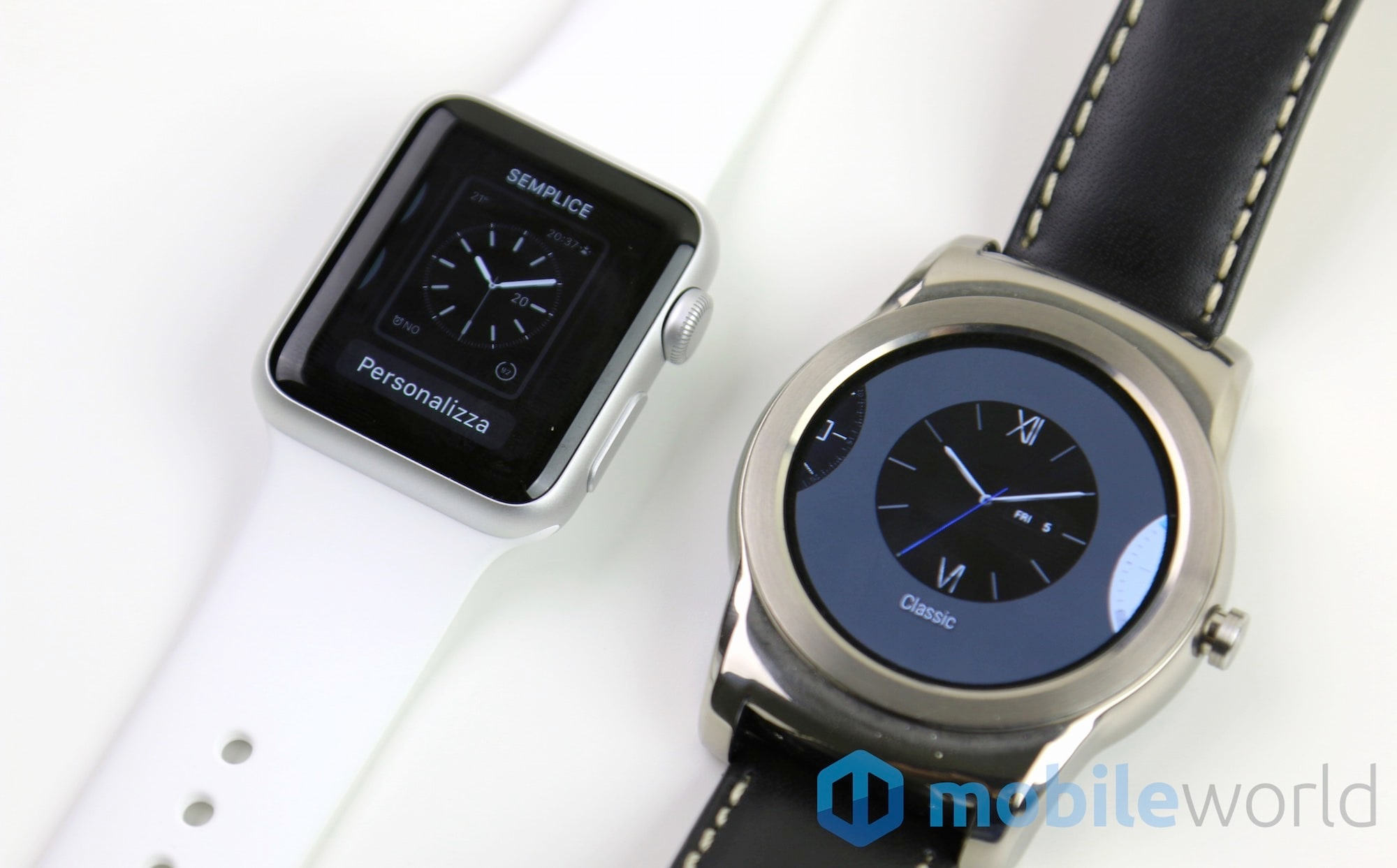 Android Wear vs Watch OS  – 8