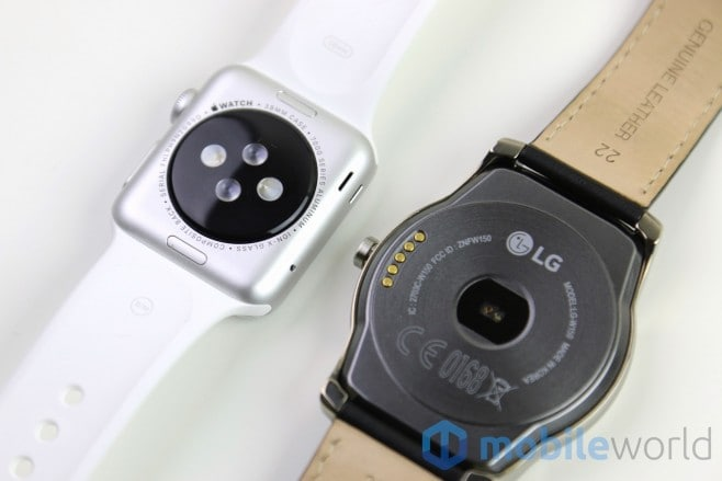 Android Wear vs Watch OS  - 9