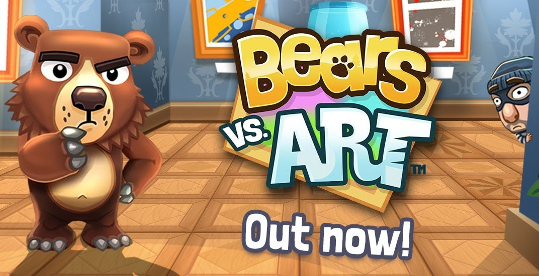 Bears Vs Art Title