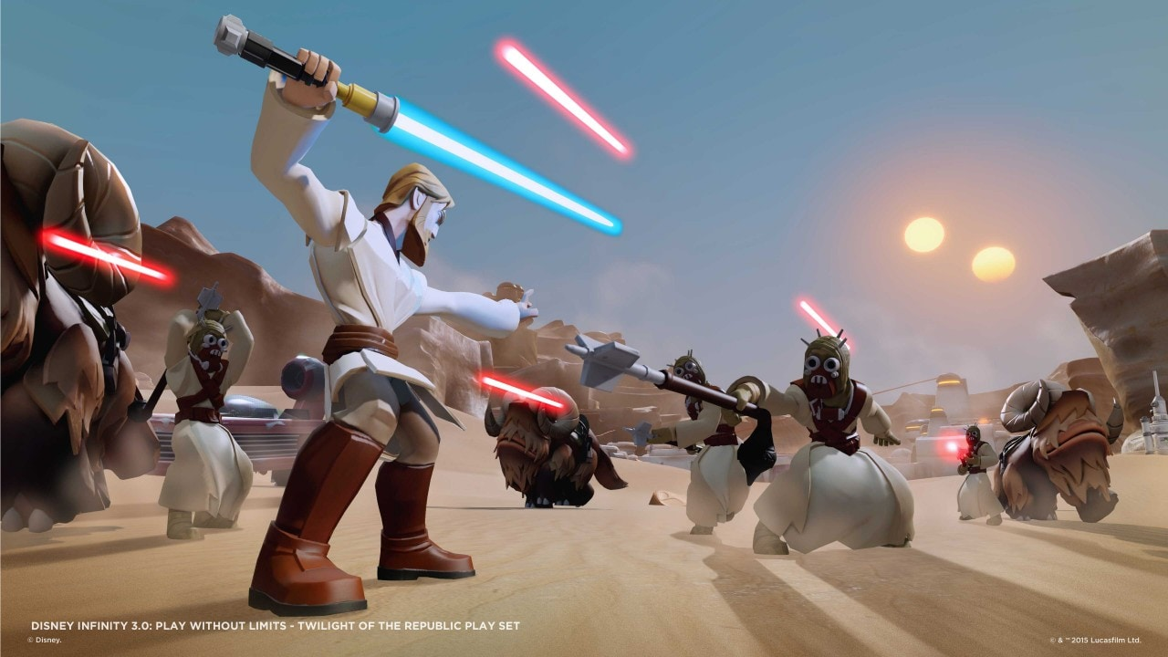 Disney Infinity 3 Star Wars new sample - 9