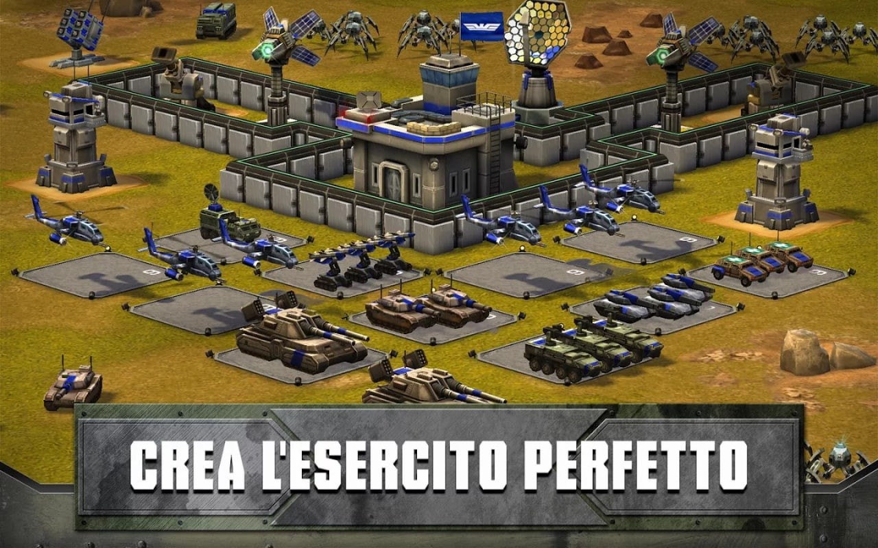 Command & Conquer incontra Clash of Clans in Empires and Allies di Zynga (foto e video)