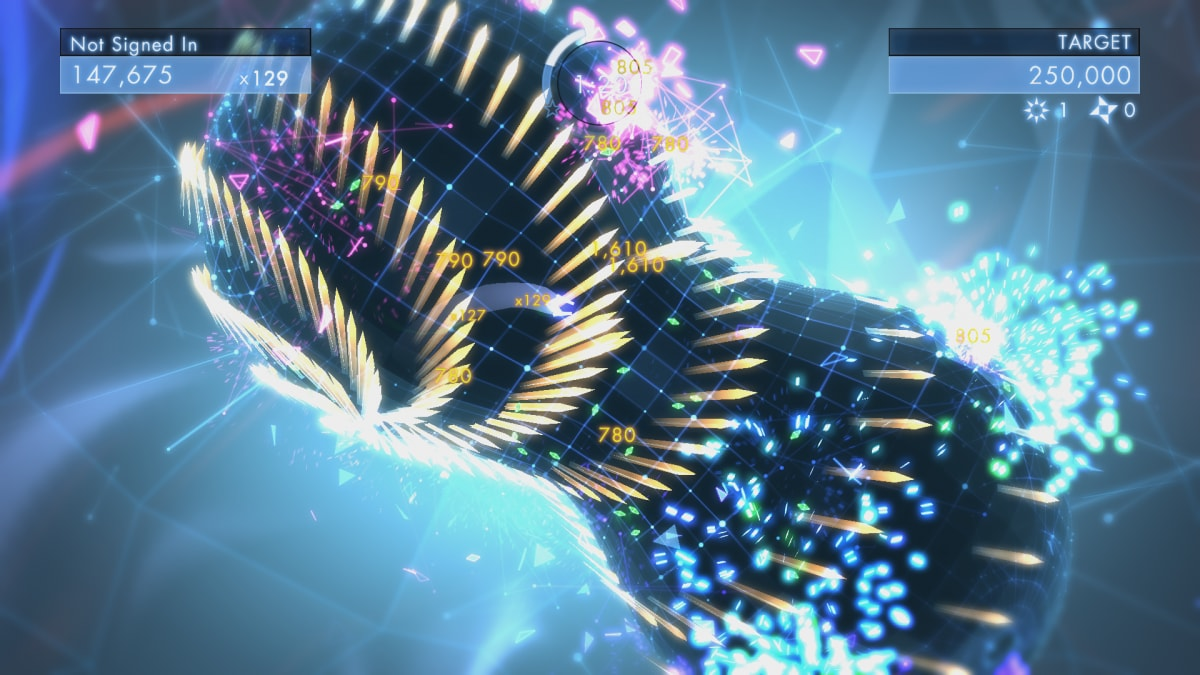 Geometry Wars 3 Dimensions – 7