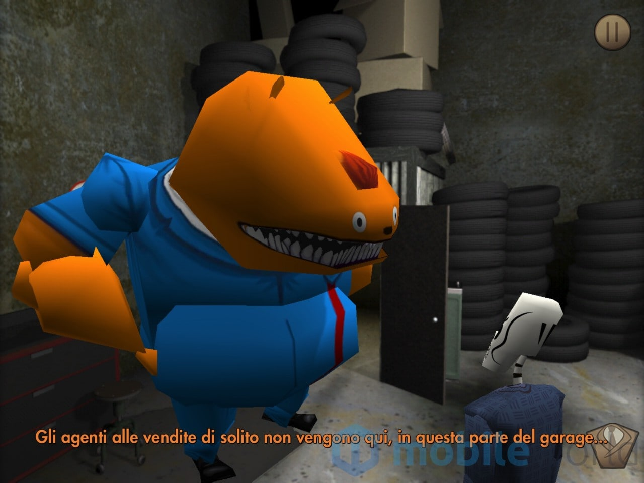 Grim Fandango Screenshot - 16