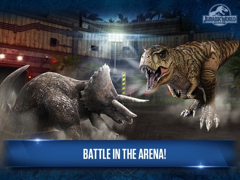 Jurassic World The Game –  5