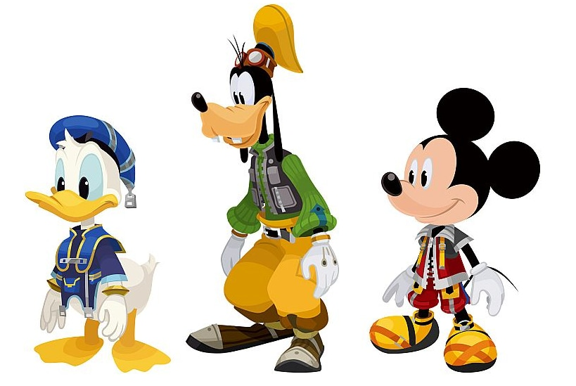 Kingdom Hearts (1)