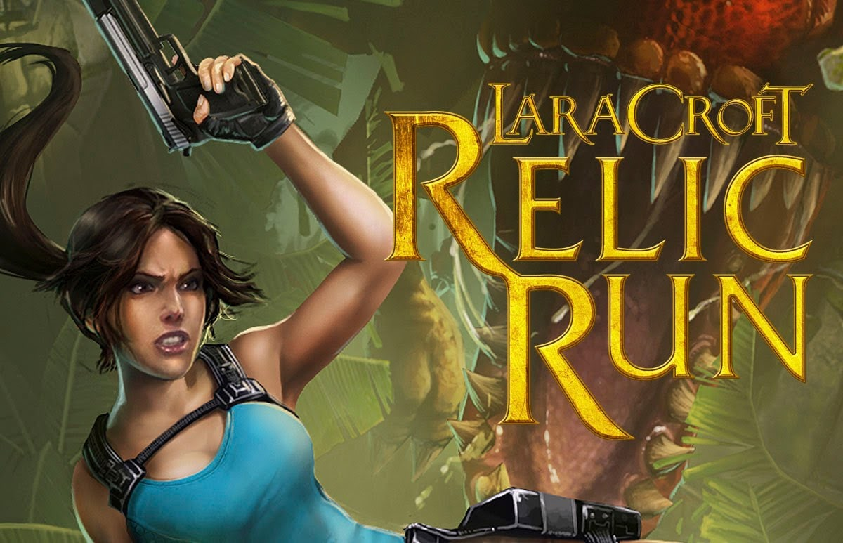 Lara Croft Relic Run