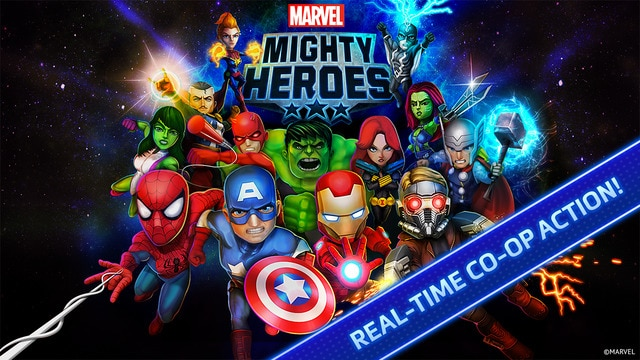 Marvel Mighty Heroes (1)