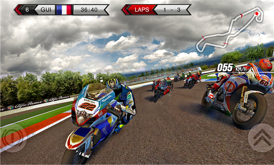 SBK15 Official Mobile Game – 1