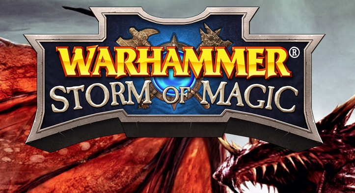 Warhammer Storm of Magic Copertina