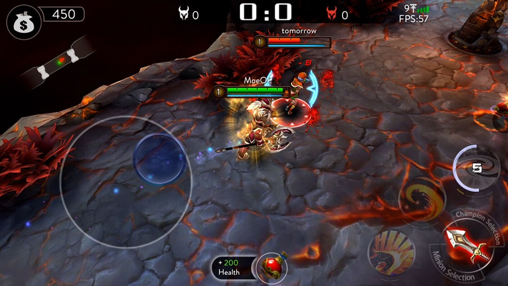 In arrivo Ace of Arenas, nuovo MOBA per Android e iOS (video)