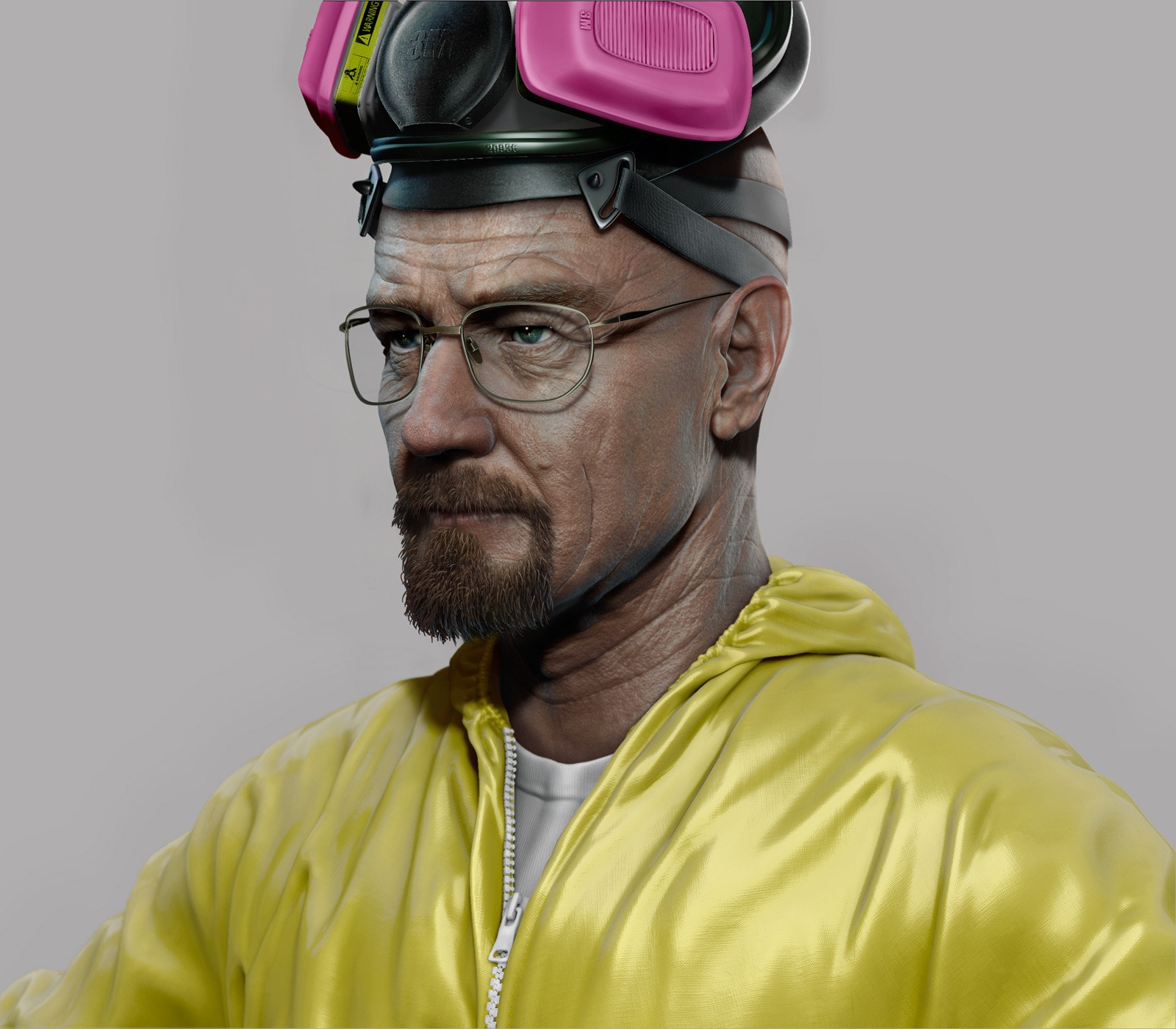 Breaking Bad 3D Model – 1