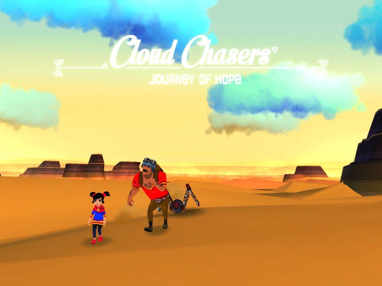 Cloud Chaser Copertina