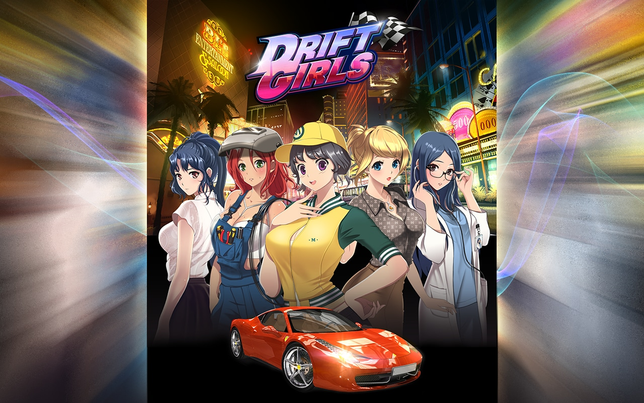 Drift Girls - 2