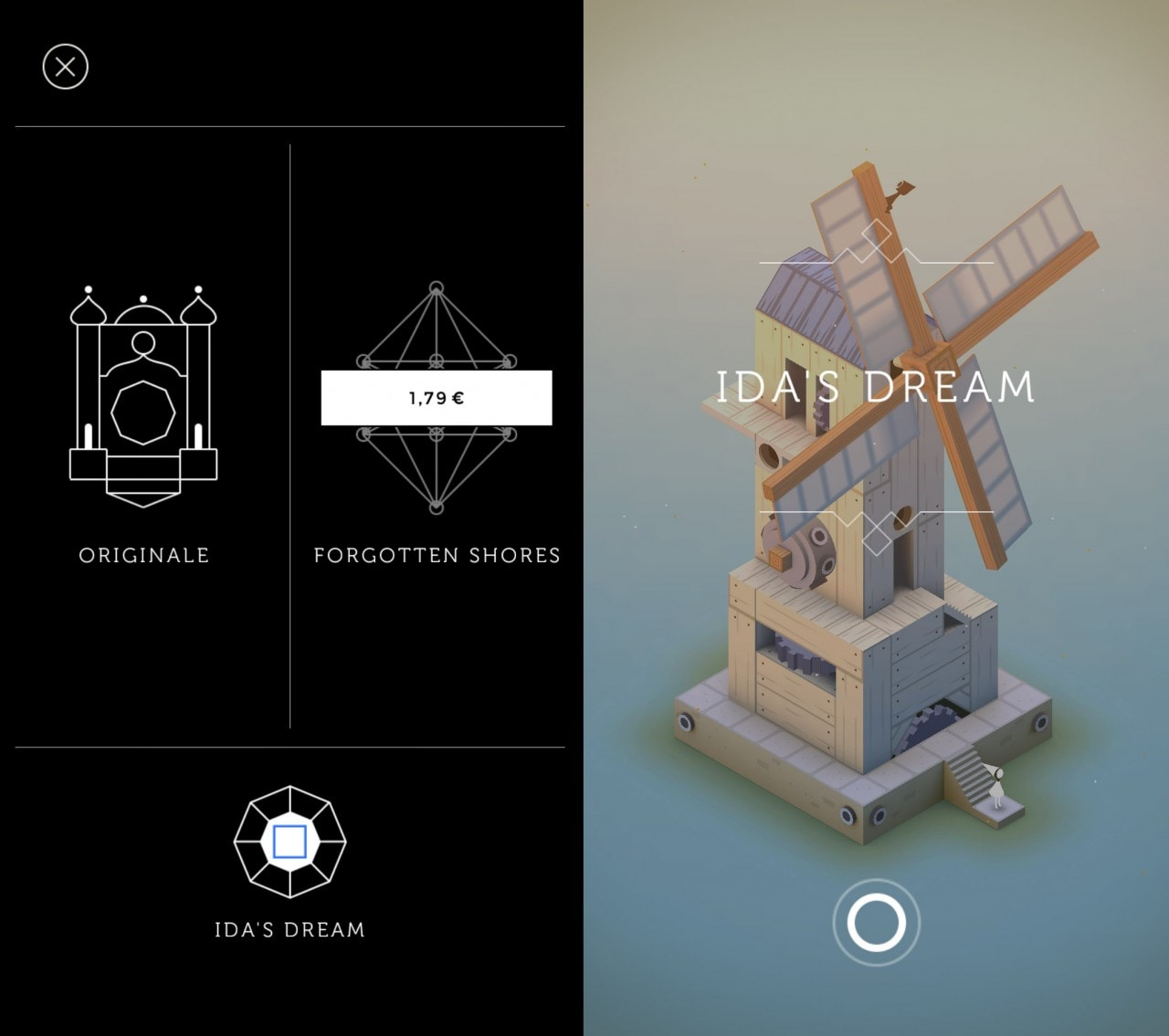 Monument Valley Ida's Dream download