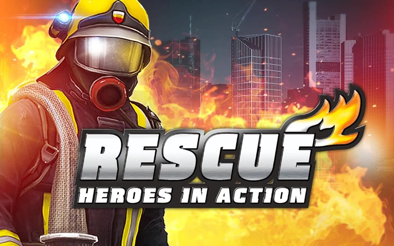 RESCUE Heroes in Action - 3