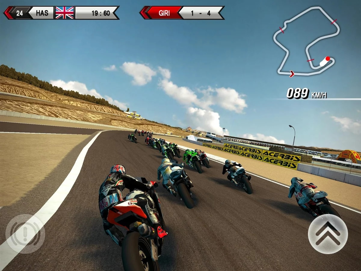 SBK15 Official Mobile Game - 4