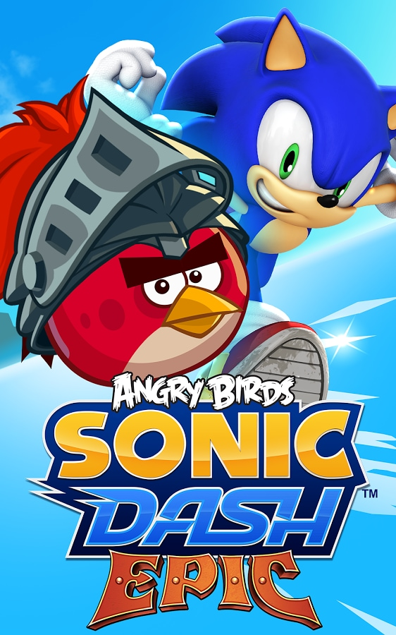 Sonic Dash Angry Birds Epic - 2