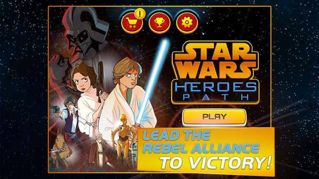 Star Wars Heroes Path