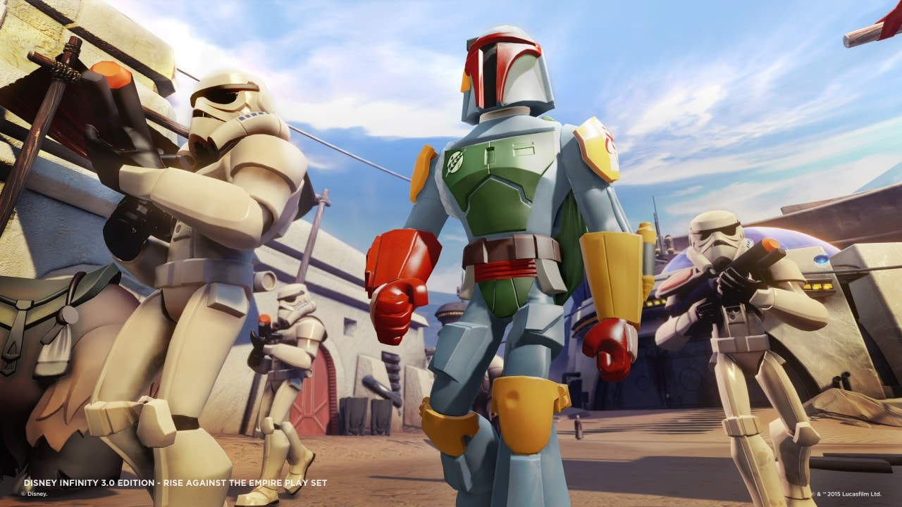 Nuovo trailer di Disney Infinity 3.0 - Star Wars Rise Against the Empire