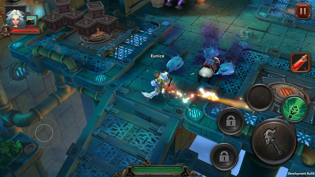 Torchlight Mobile – 1