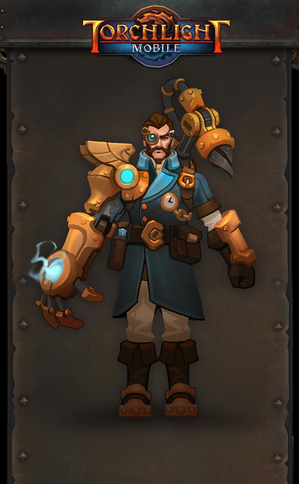Torchlight Mobile sample – 2