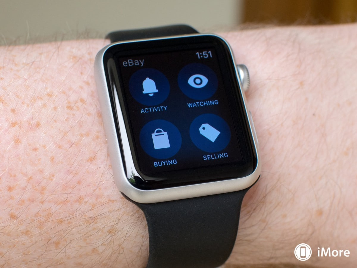 eBay Apple Watch