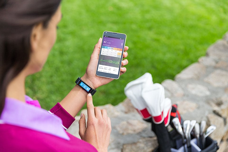microsoft-band-golf