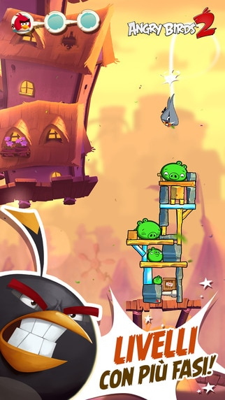 Angry Birds 2 Screenshot – 1