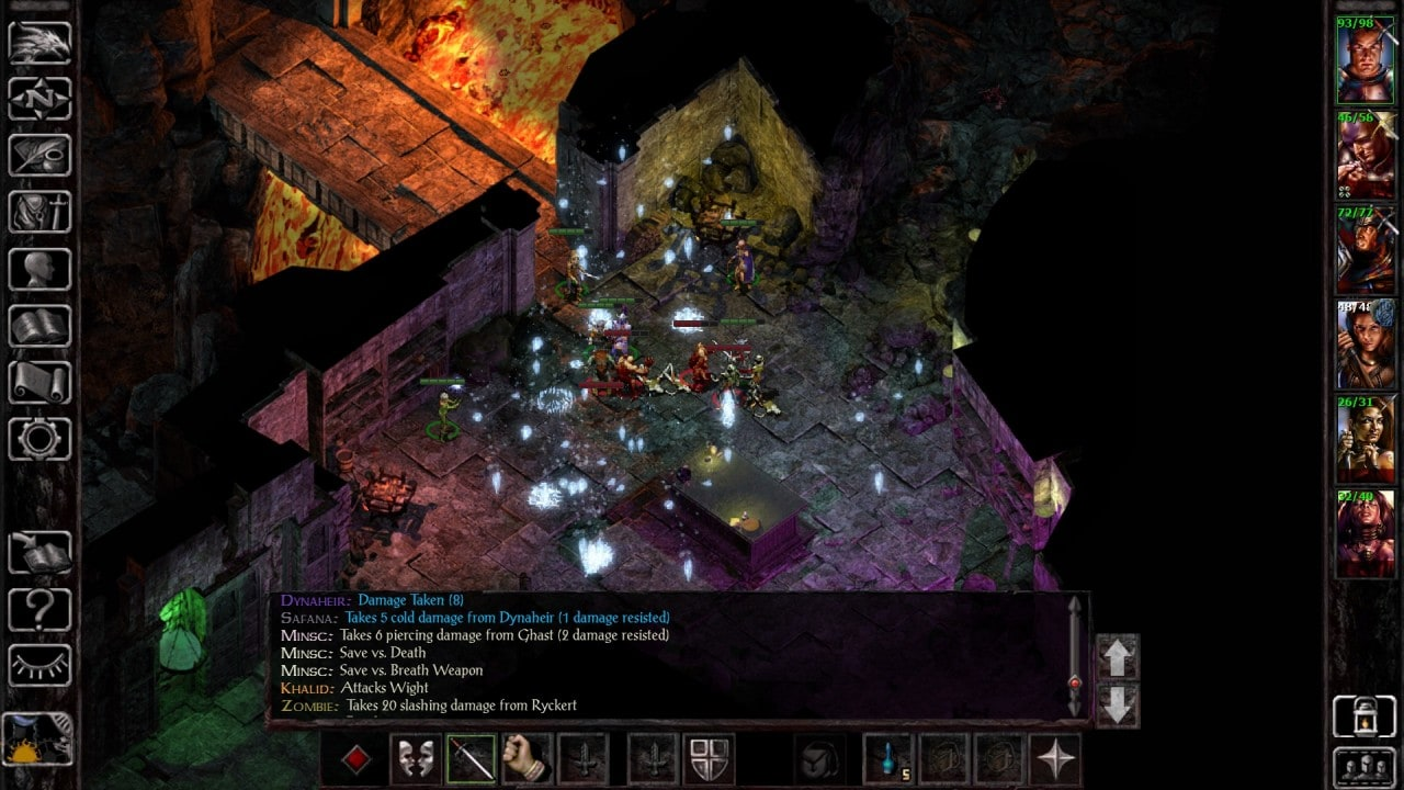 Baldur's Gate Siege of Dragonspear screenshot - 1