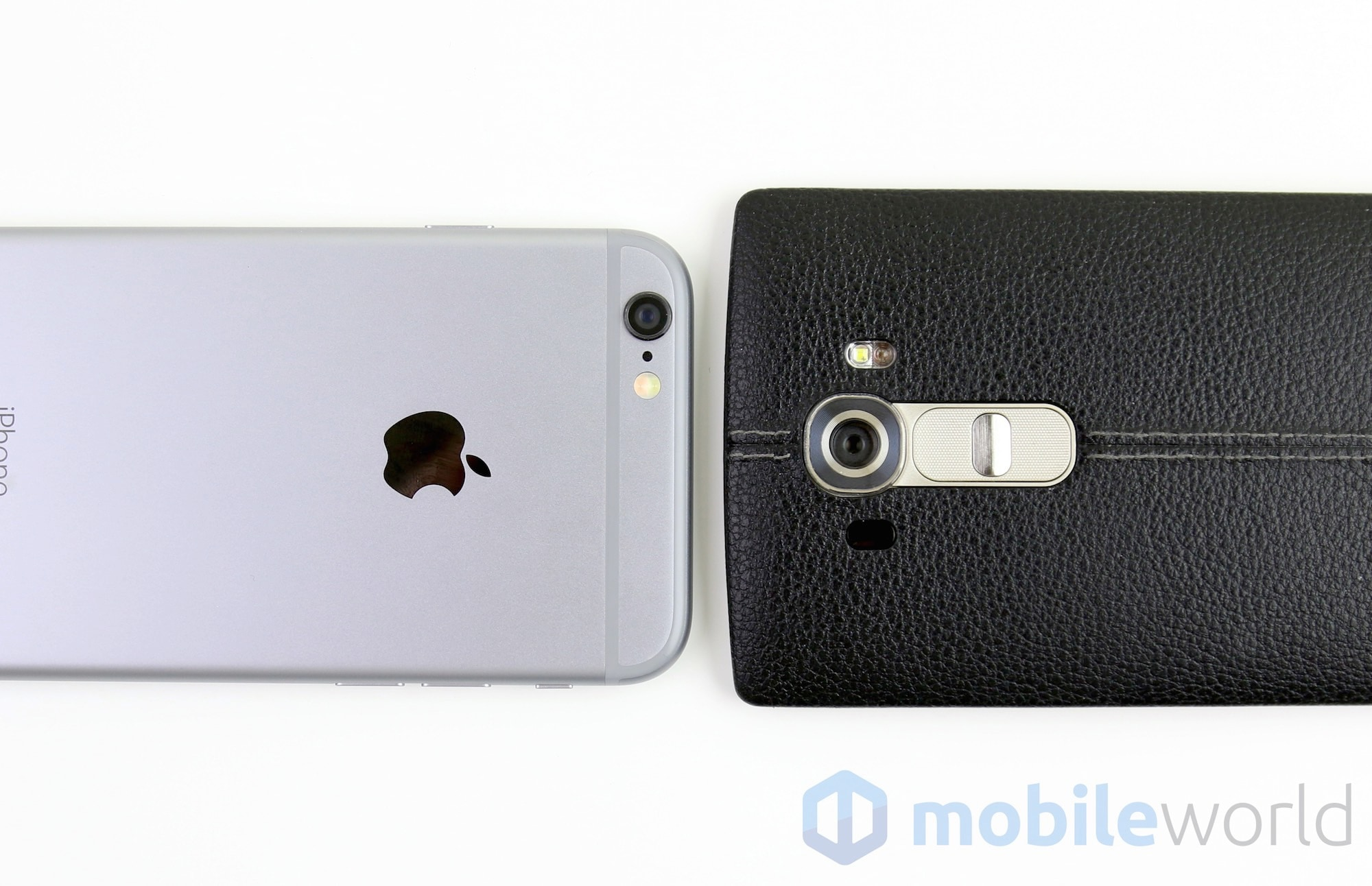 Confronto iPhone 6 – LG G4  – 9