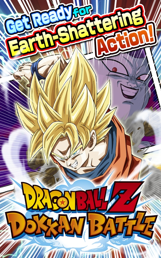 DRAGON BALL Z DOKKAN BATTLE – 3