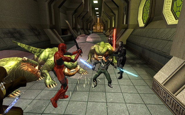 Star Wars Knights of the Old Republic II - 7