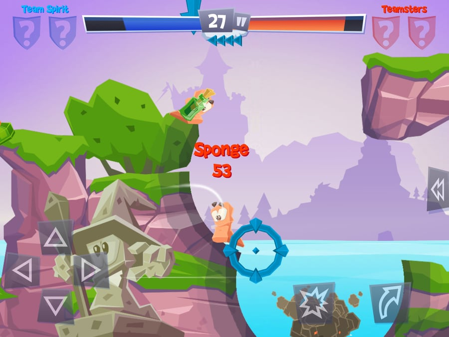 Worms 4 screenshot - 3