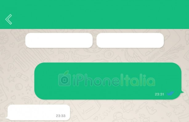 whatsapp nuova interfaccia