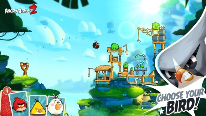 Angry Birds 2 screenshot_choose your bird