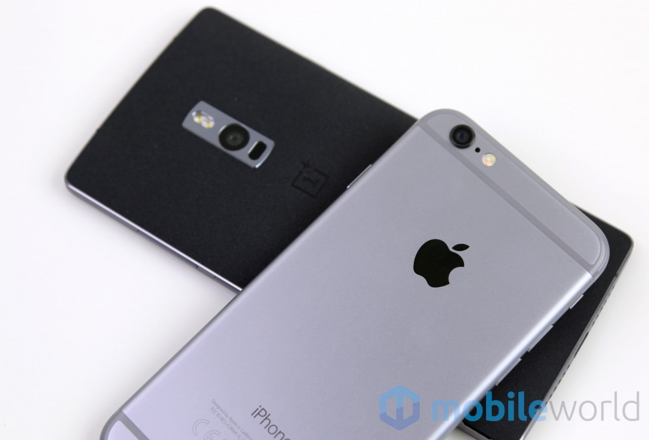 Confronto iPhone 6 - OP2 - 8
