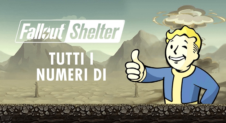 Fallout Shelter Infografica