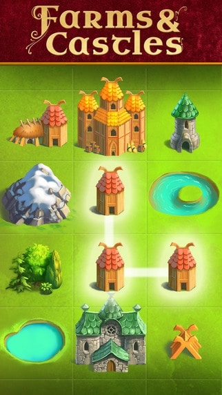 Farms and castles (1)