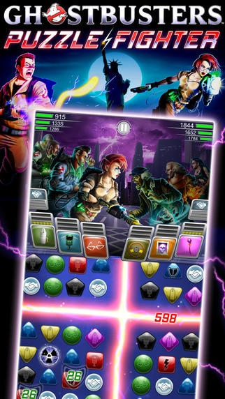 Ghostbusters Puzzle Fighter – 1