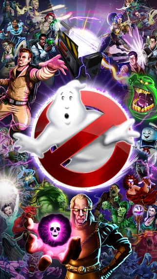 Ghostbusters Puzzle Fighter - 3