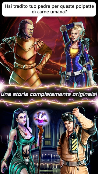 Ghostbusters Puzzle Fighter – 4