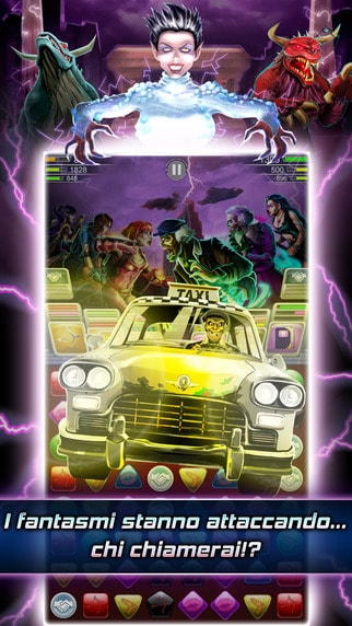 Ghostbusters Puzzle Fighter – 5
