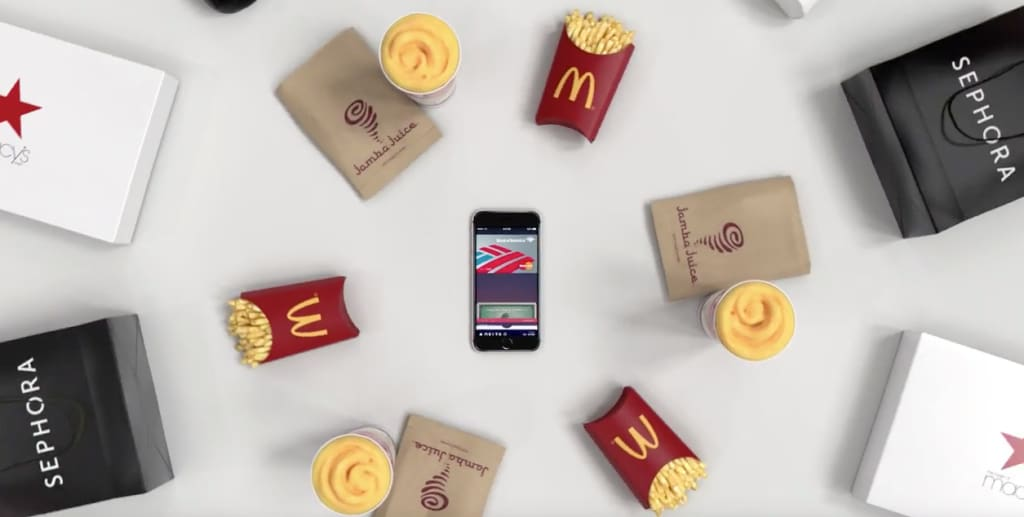 Apple Pay è il protagonista del nuovo spot If it's not an iPhone (video)