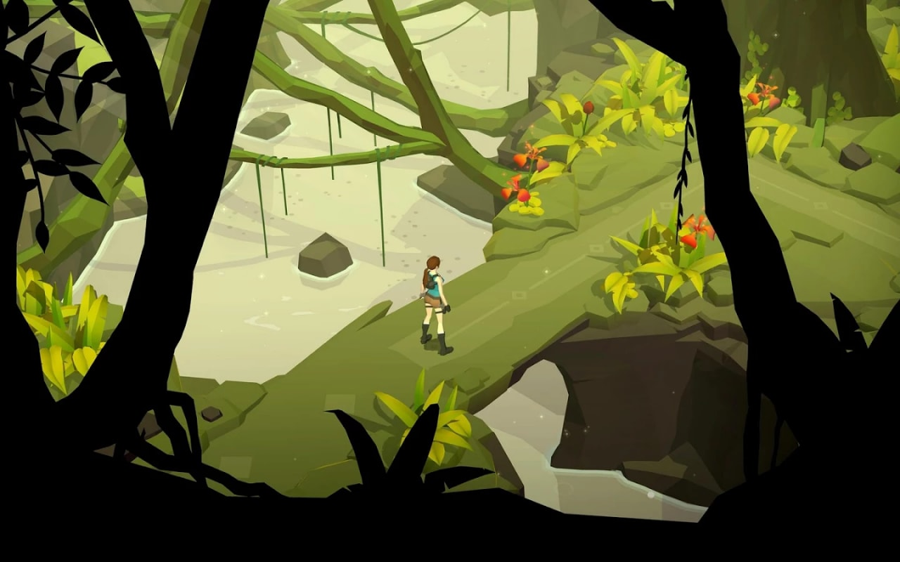 Lara Croft GO screenshot - 5