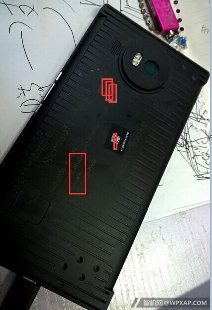 Leak Lumia 940 XL 1