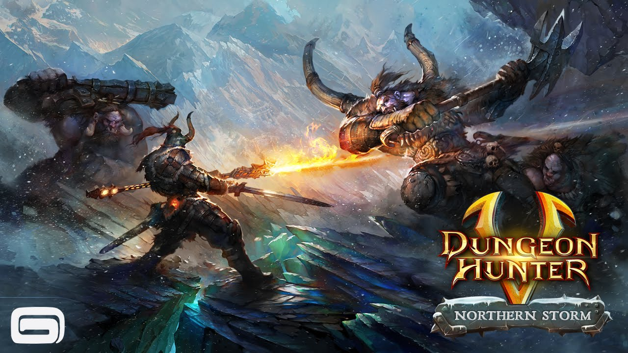 Dungeon Hunter 5 apk android, pc et ios