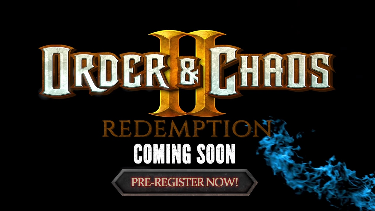 Order and Chaos 2: Redemption si mostra in un filmato