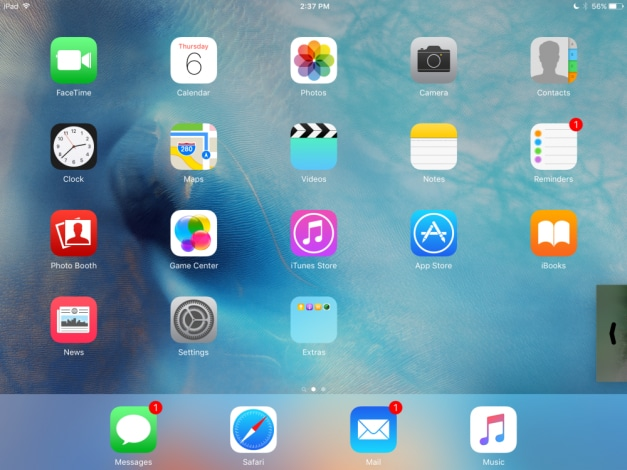 Picture in Picture iOS 9 beta 5