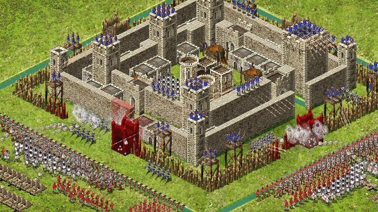Firefly Studios annuncia Stronghold Kingdoms per Android e iOS
